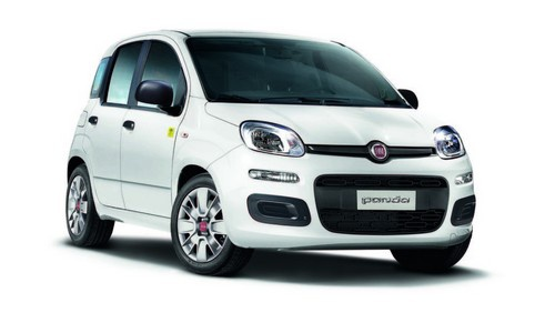 agence location voiture Guadeloupe : Fiat Panda - Popscar